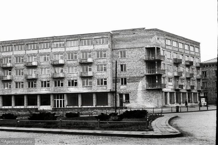 Zdjęcie numer 6 w galerii - Jak kiedyś wyglądał Białystok? Nowa porcja unikalnych zdjęć Antoniego Zdrodowskiego