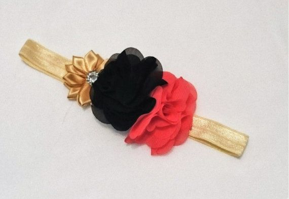 Check out this item in my Etsy shop https://www.etsy.com/au/listing/467782853/beige-black-and-coral-girls-flower