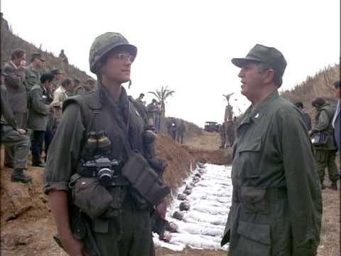 ▶ Full Metal Jacket Born to Kill/Peace Button Duality of Man - YouTube