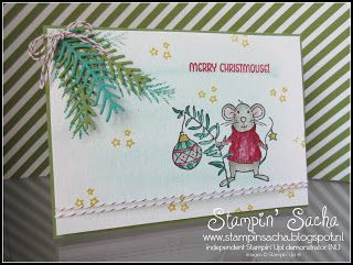 Stampin' Up! Herfst-Winter Catalogus 2016: Sneak Peek