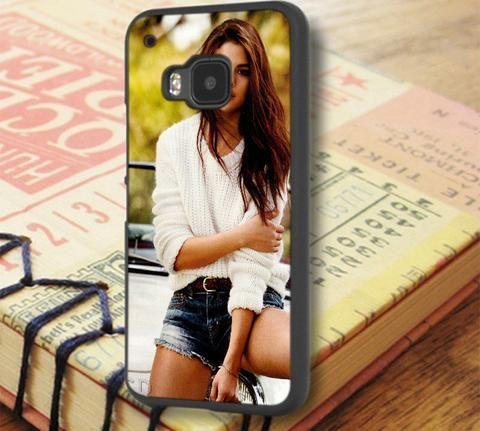 Selena Gomez Beautiful Singer HTC One M9 Case