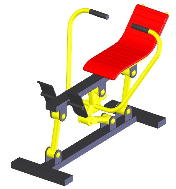 compact exercise equipment
