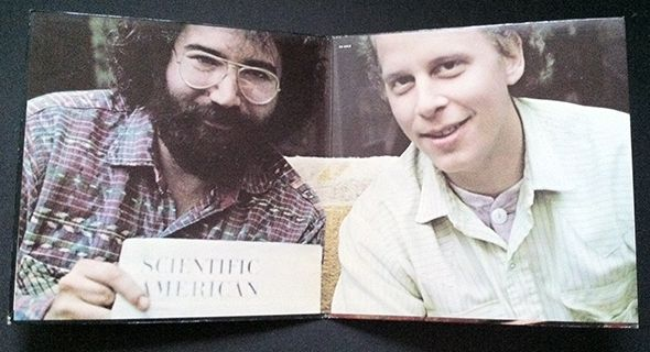 Dude, How Did Scientific American End Up in This Jerry Garcia–Howard Wales Album Art? - Scientific American Blog Network