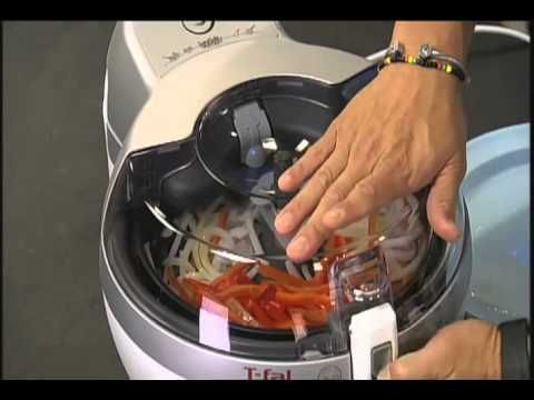 The T-Fal ActiFry Low Fat Multi-Cooker & Fryer with Chef Ming - YouTube