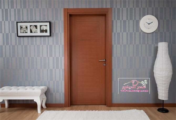 أشكال أبواب خشب للغرف Forms Of Wood Doors Rooms قصر الديكور Tall Cabinet Storage Room Doors Clay Houses