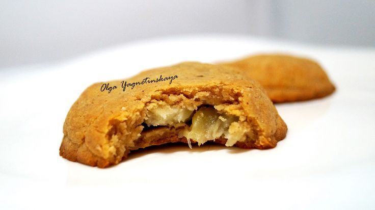 Белковое слоено-песочное диетическое печенье/ Диетические сочни с бананом!!! - диетическое печенье - Полезные рецепты - Правильное питание или как правильно похудеть