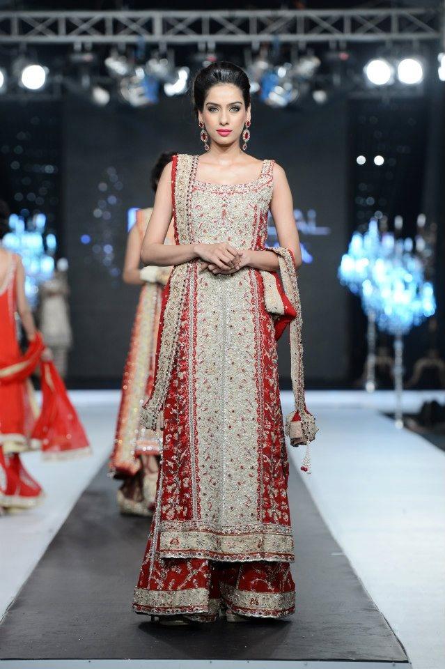 75a3dea458 Pakistan L'oreal Paris fashion week | Pakistan Fashion Week | Fashion, Pakistani  bridal dresses, Dresses