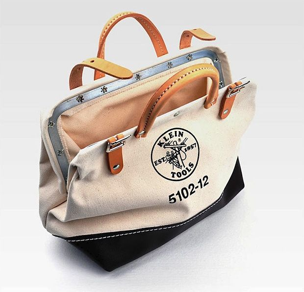 Klein Tools Canvas Bag---I need this for work! Any lovely takers want to buy me it?!