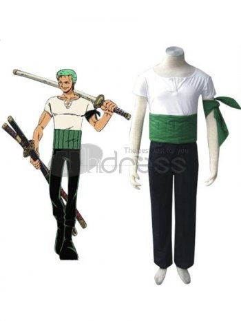 One Pice Cosplay / one piece roronoa zoro cosplay costumes / http://www.thdress.com/one-piece-roronoa-zoro-cosplay-costumes-p1895.html