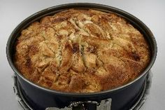 Inges æblekage med kanel 4
