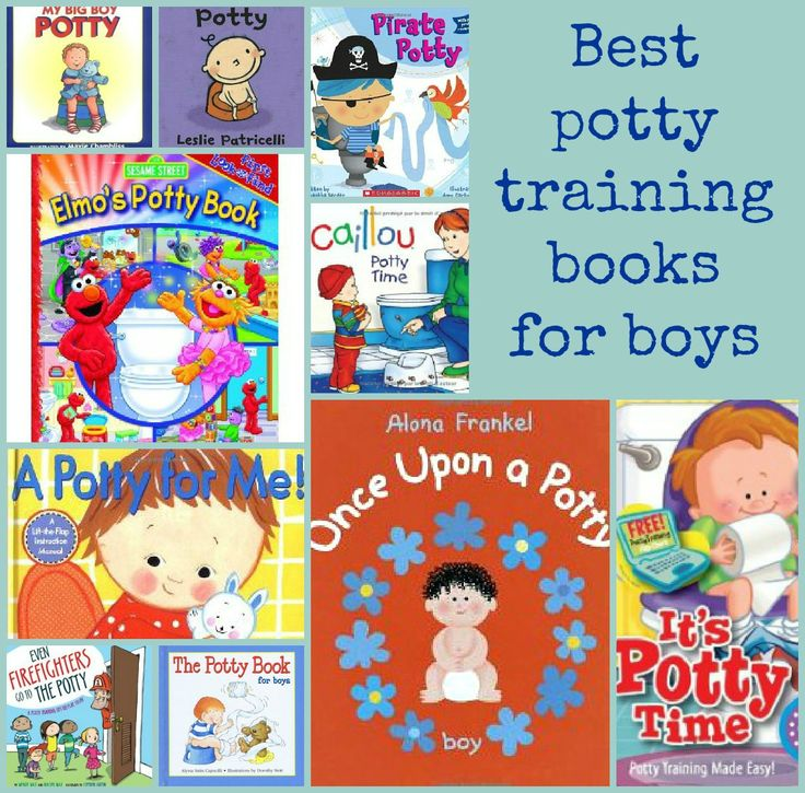Babies, Books, and Signs: 10 Best Potty-Training Books for Boys