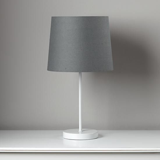 1000 ideas about grey lamp shades on pinterest grey. Black Bedroom Furniture Sets. Home Design Ideas
