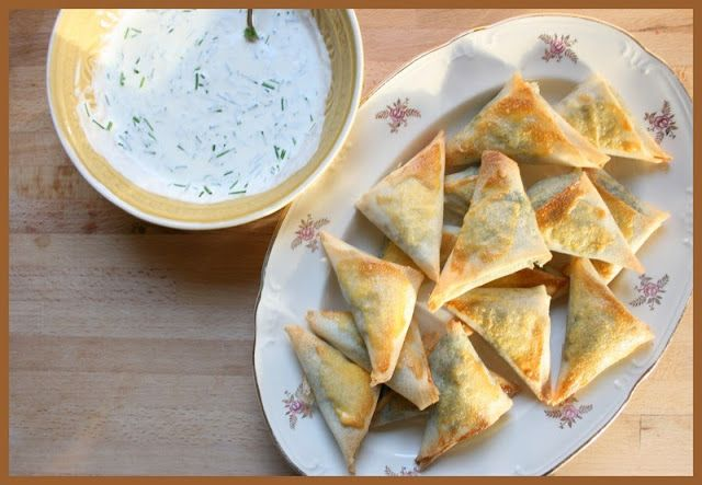 by eva maria: samosa's in da house   Recepten: Uitproberen   Pinterest ...
