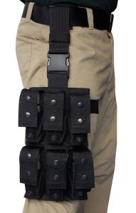 Tacprogear new Universal Drop-Leg Munitions Pouch for the #tactical entry specialist, door kicker of #SWAT officer.