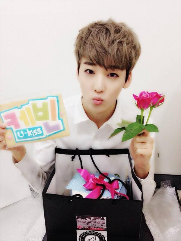 kevin oppa <3 <3 <3 i love you