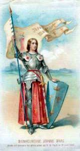 St Joan of Arc | New Catholic Dictionary – Saint Joan of Arc » Saints.SQPN.com