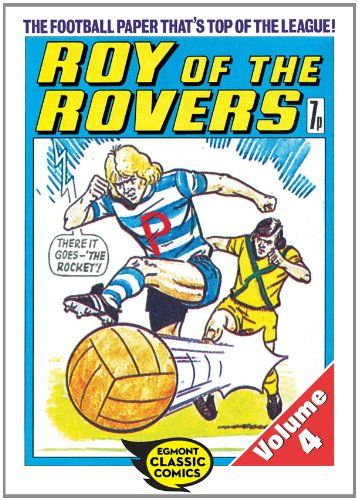 Download free Roy of the Rovers Volume 4: 26 (Roy of the Rovers Comics) pdf