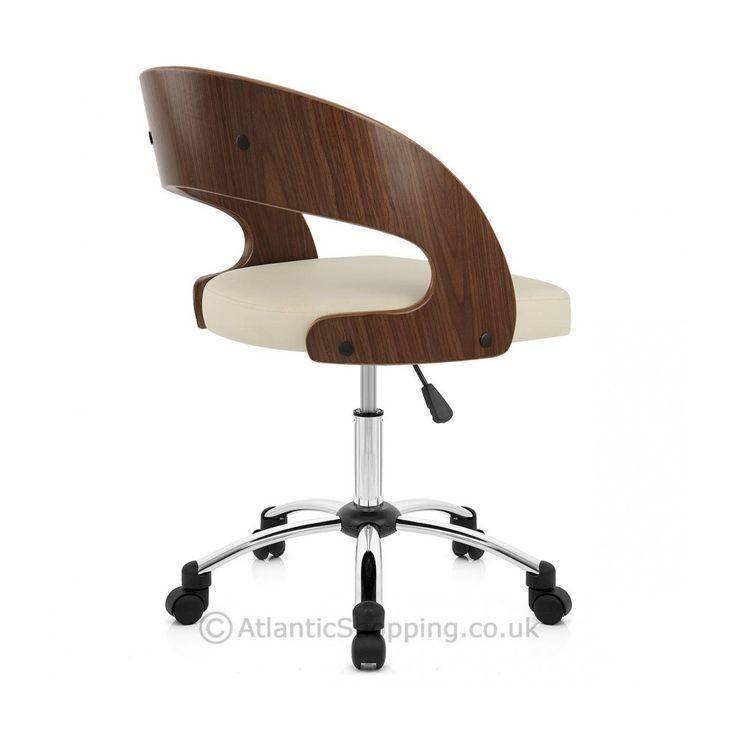 10 best chaise de bureau images on pinterest office desk chairs desk chairs and office chairs. Black Bedroom Furniture Sets. Home Design Ideas