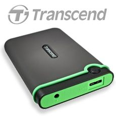 Transcend StoreJet External Hard Drives