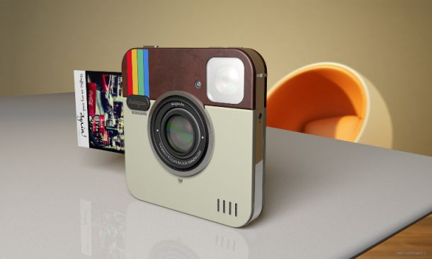 Instagram-inspired 'Socialmatic' camera spits out ink-jet prints via CNET: Real Life, Instagram Socialmat, Real Photo, Instant Camera, Prints Real, Instagram Camera, Photography, Socialmat Camera, Instagram Polaroid