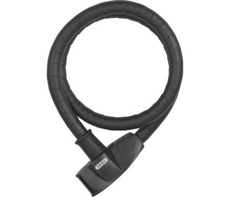 Steel-O-Flex Abus 690 microflex sort 75 cm