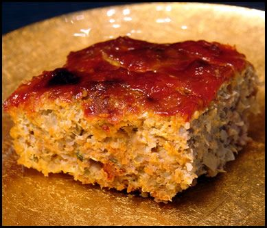 Gluten-Free Quinoa Meatloaf Recipe: A delicious, moist, and health-oriented Meatloaf variation using Ground Turkey and Quinoa and other gluten-free diet favorites to lower-fat, increase fiber, and maximize flavor!