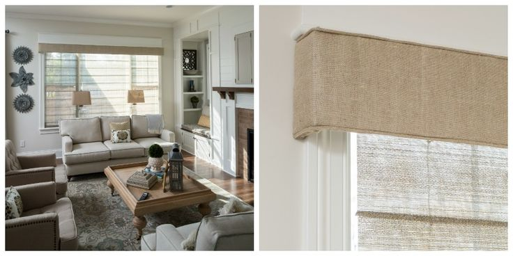 Living Room Window Treatments  Blinds amp Drapes  Blindscom