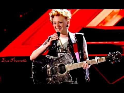 Eva Pevarello - Un'altra corsa   X Factor 10 - YouTube