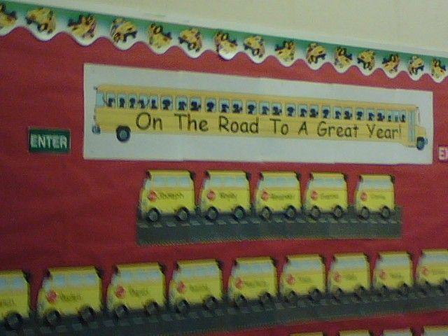 back to school bulletin board ideas - Google Search