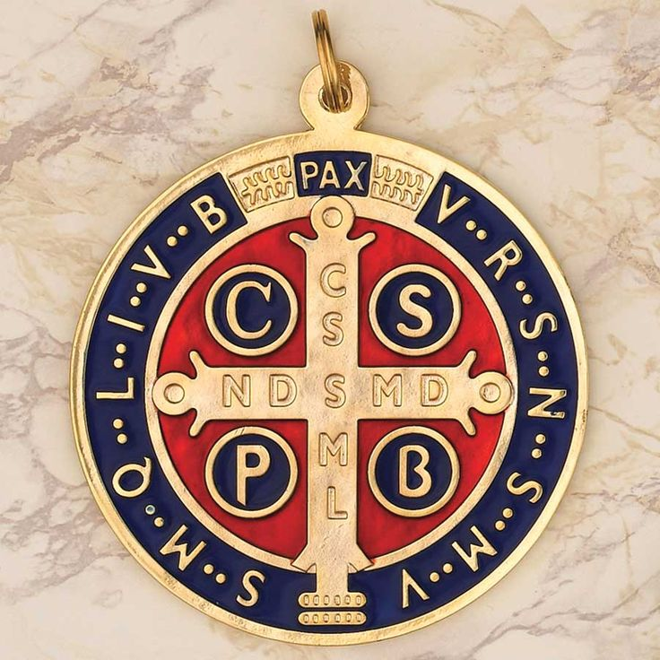 Medal of St. Benedict