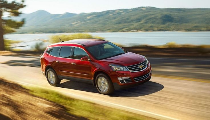 Why the #Chevrolet Traverse is the Ultimate Road Trip Vehicle