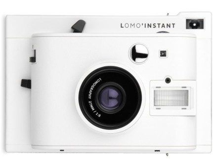 Camera Lomography Lomo'Instant Λευκό