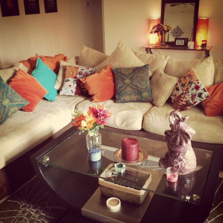 indian inspired living room finally getting there interiors deco