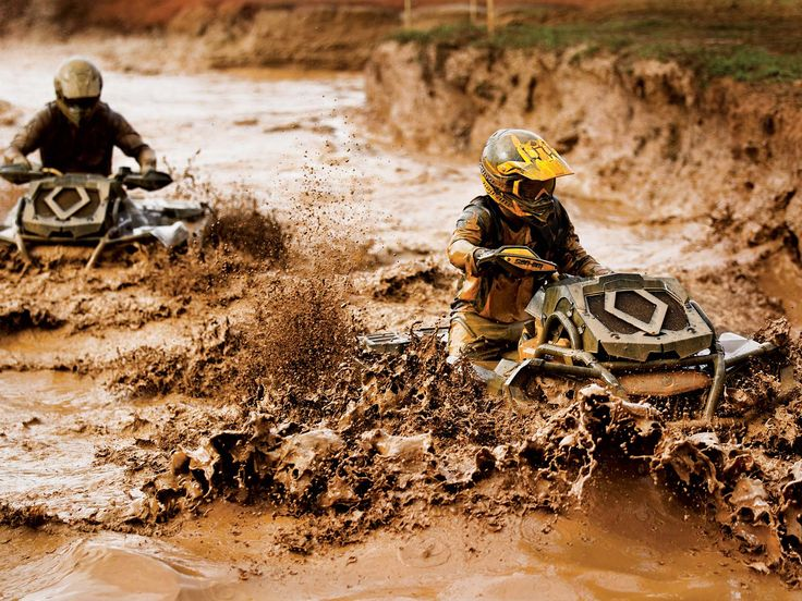 It�s no secret that ATV and SxS mud racing is a growing sport in the south and with machines like this hitting the market it is going to be an interesting ride. Description from atv.com. I searched for this on bing.com/images
