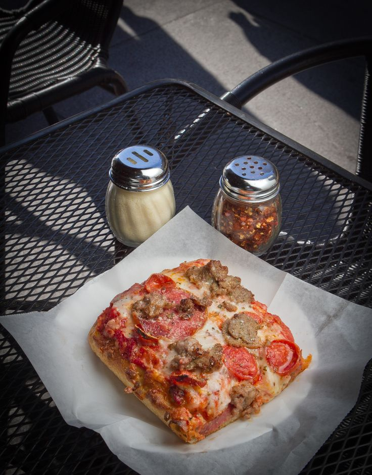 This North Beach joint serves up Tony Gemignani's famous pizza by the slice, square and meter.