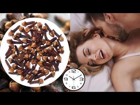 GRACIAS A El CLAVO DE OLOR Duro Horas Y Horas En La Cama, Esto Tiene A Mi Mujer Mas Feliz Que Nunca - YouTube