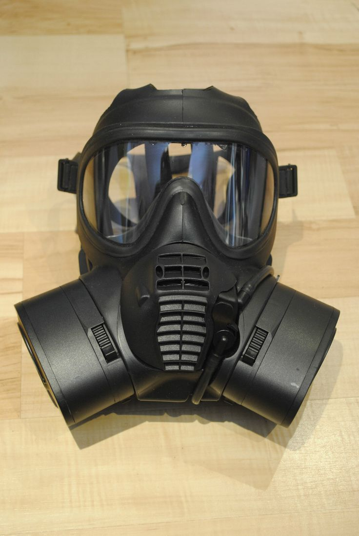 M-60 military grade protective mask