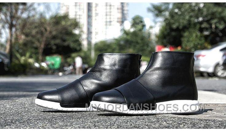 http://www.myjordanshoes.com/nike-benassi-boot-819683001-men-sneaker-black-white-discount.html NIKE BENASSI BOOT 819683-001 MEN SNEAKER BLACK WHITE DISCOUNT Only $88.00 , Free Shipping!
