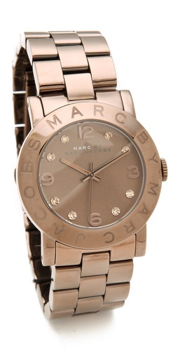 Marc by Marc Jacobs Amy Watch    1220 kr på shopbop.dk