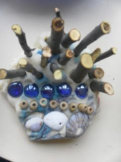 """Just be! Early Childhood Education: inspirations for life: Creating with play dough & loose parts ("""",)"""