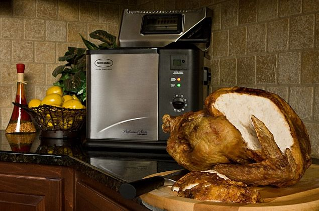 NomNomNom... Butterball Turkey Fryer