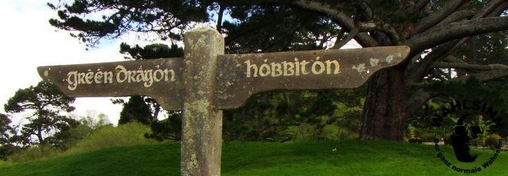 Neuseeland - Hobbiton