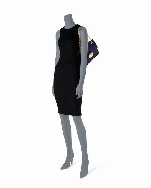 Michael Kors Gia Kette-Riemen Klappe Tasche Navy deutschland 2 #fashionbag#jewellery #jewellerydesign}