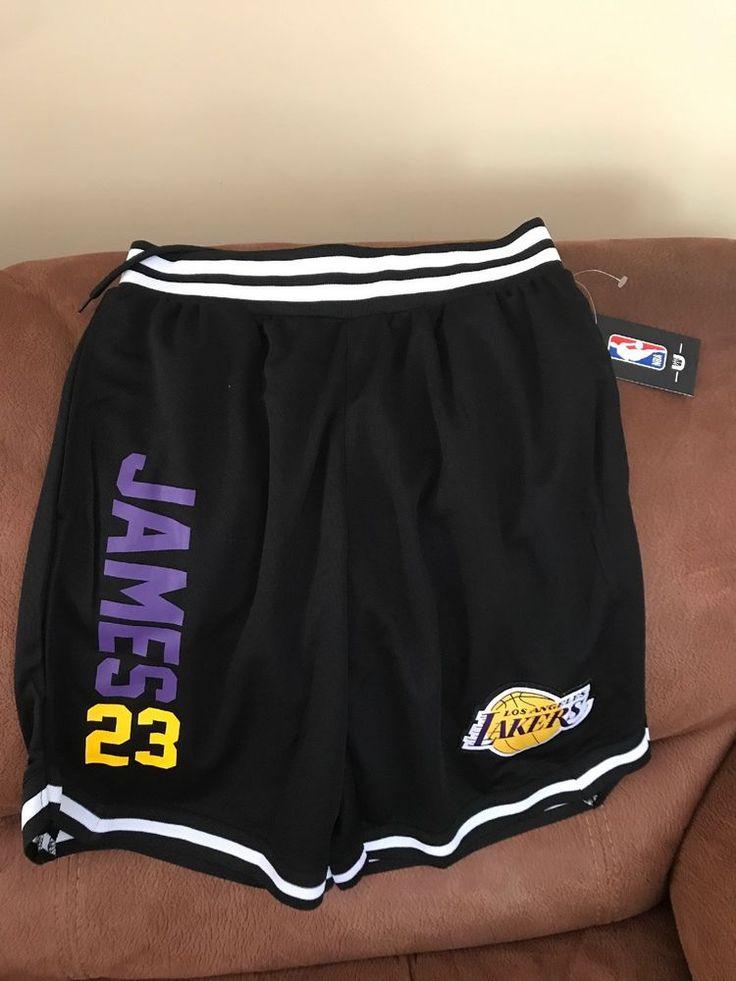 Lebron James Los Angeles Lakers nba shorts unk brand NWT ...