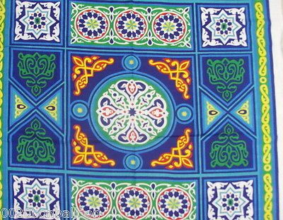 236 inch 6 MT Traditional Oriental Egyptian Arabian Arabic Tent Fabric Colorful | eBay