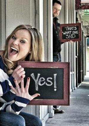 schöne Fotoidee für ein Verlobungsshooting