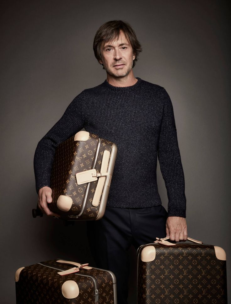 His unique design styles scored him a collabration deal with top designer Louis Vuitton.