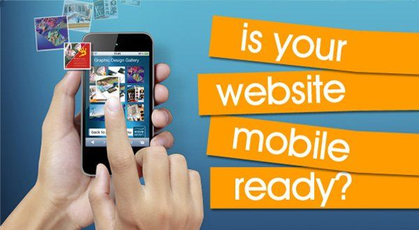 Keep your website mobile friendly and easy to find online.