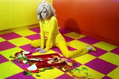 Miles Aldridge at Somerset House until Sunday 29 September 2013