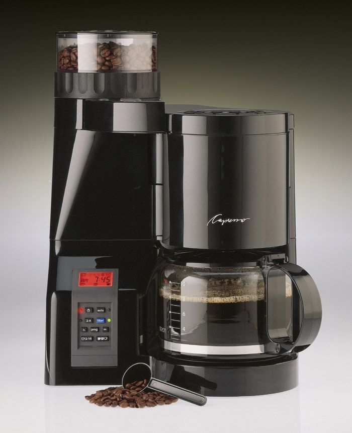 Coffee Makers with Grinder for Simplicity of Life : Best Preformance Coffeemaker With Grinder